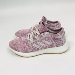 ADIDAS Women PUREBOOST GO Sneakers Pink Size 8